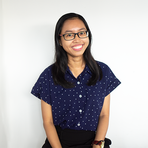 Team Photo - Salena, Educator