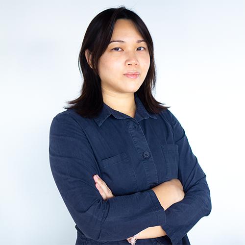 Team Photo - Candice, Community Director