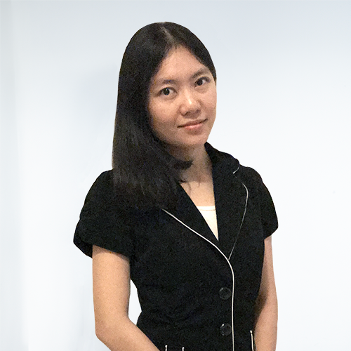 Team Photo - Pearline Goh, Head of Operations and Planning
