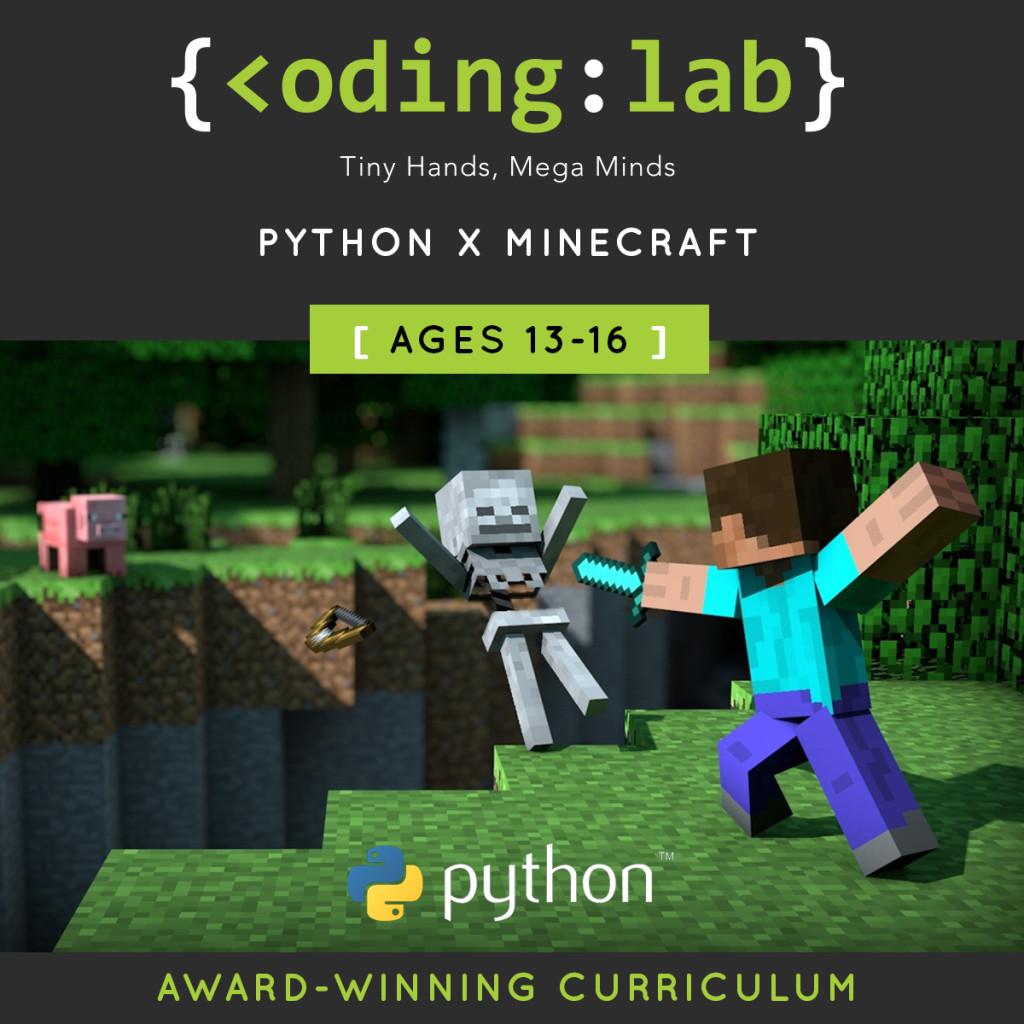 PythonXMinecraft