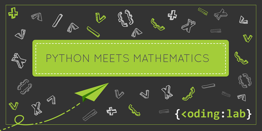 NEW! Python Meets Mathematics