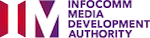 Logo of IMDA