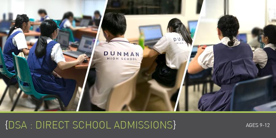 Banner for DSA Programme