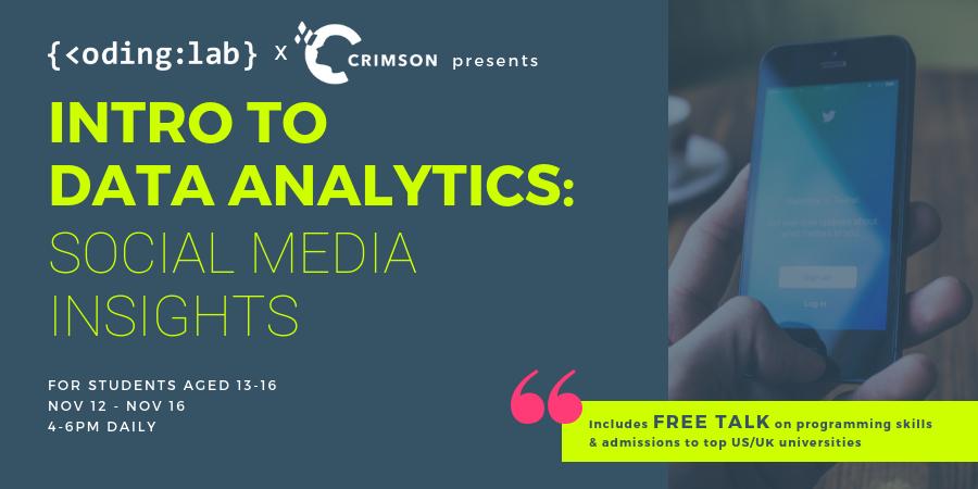 Data Analytics: Social Media Insights