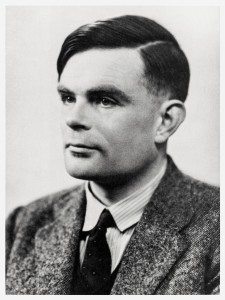 Alan Turing died at the age of 41 from cyanide poisoning (Photo from The New Yorker)