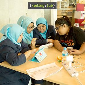 Workshop for NLB Staff for preschoolers