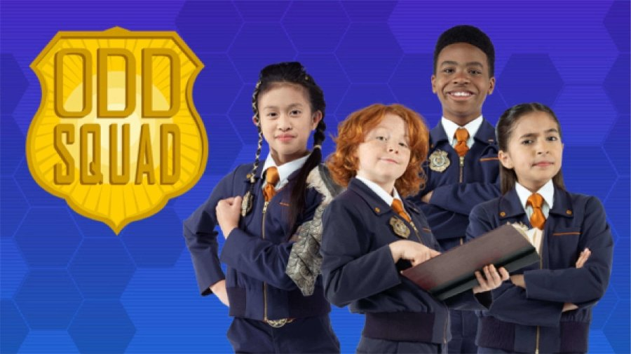 Image for Top 10 STEM Shows Blogpost: Odd Squad