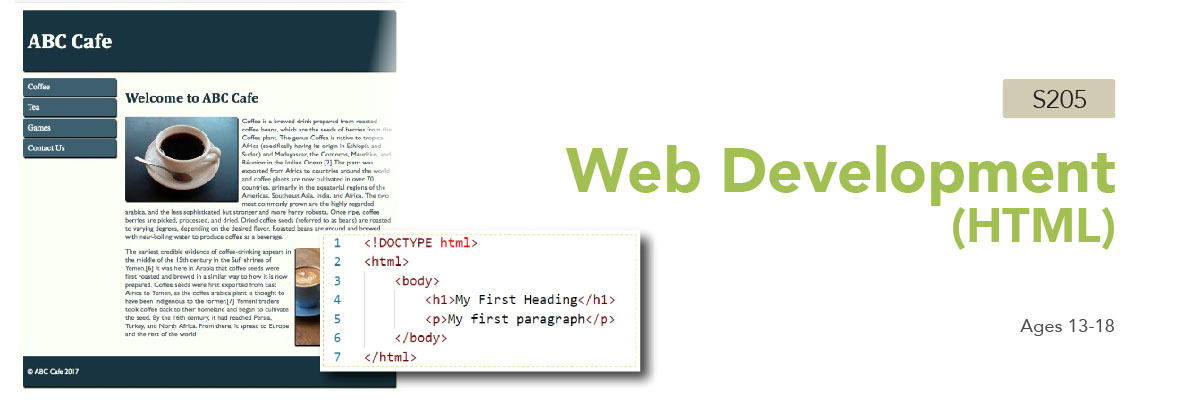 Web Development(HTML) Course by Coding Lab