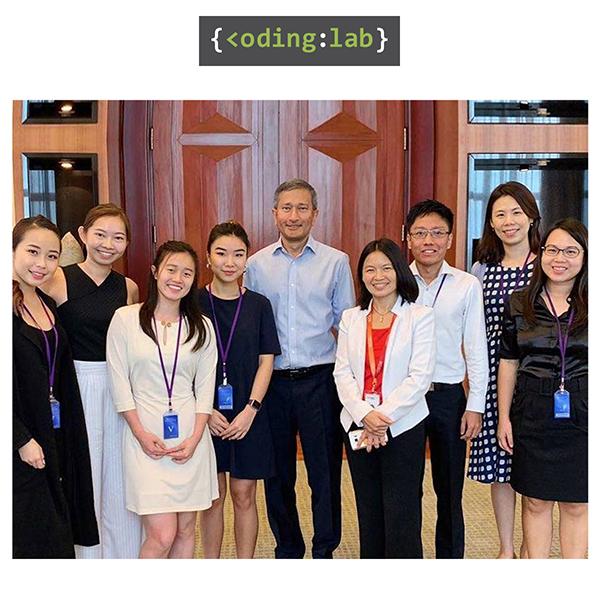 Coding Lab Partnership TT IMDA