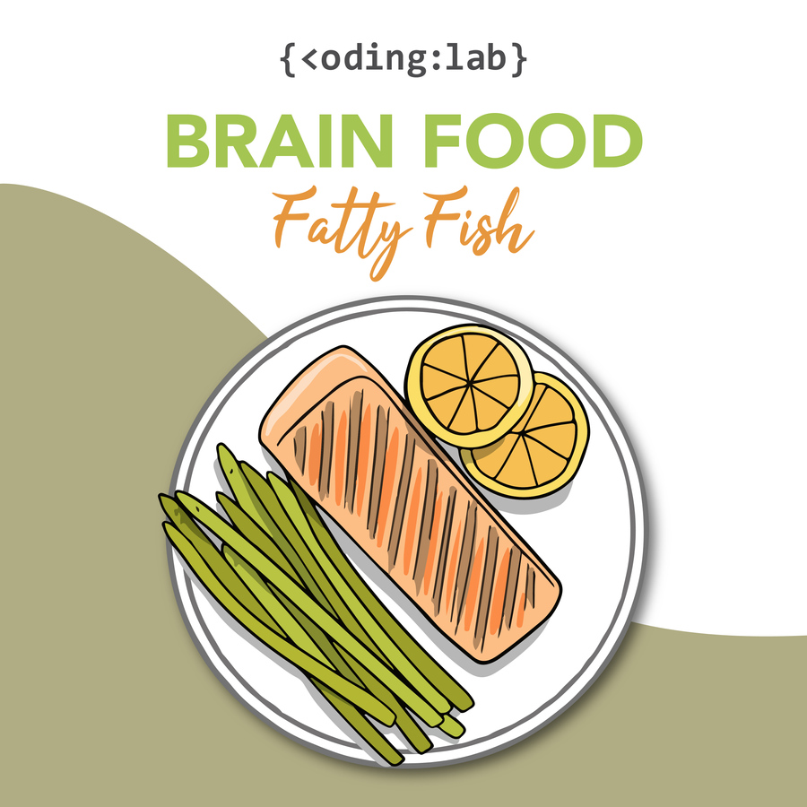 Image of Brain Food: Fatty Fish