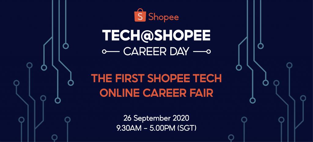 Tech@Shopee Career Day
