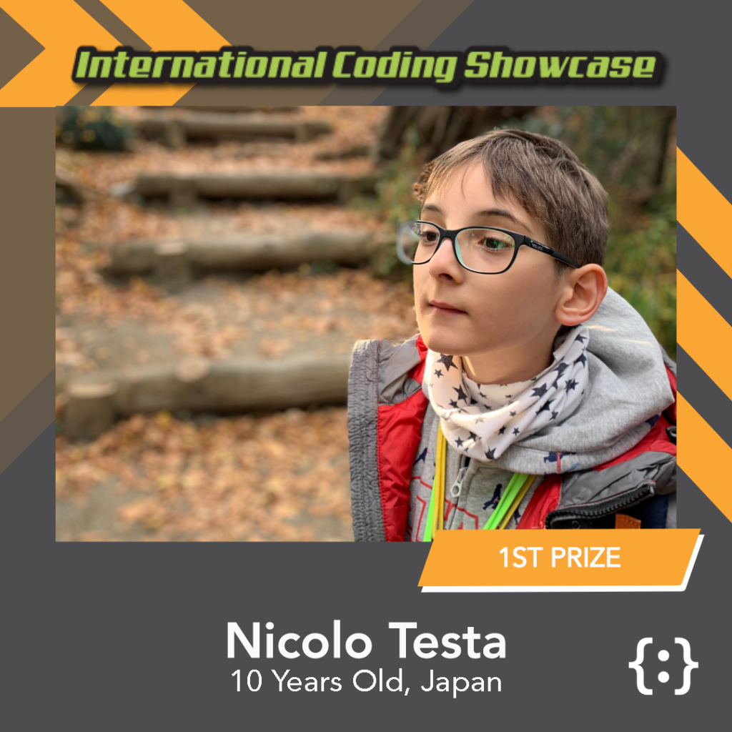 Image of Nicolo Testa ICS Scratch Ages 10-12