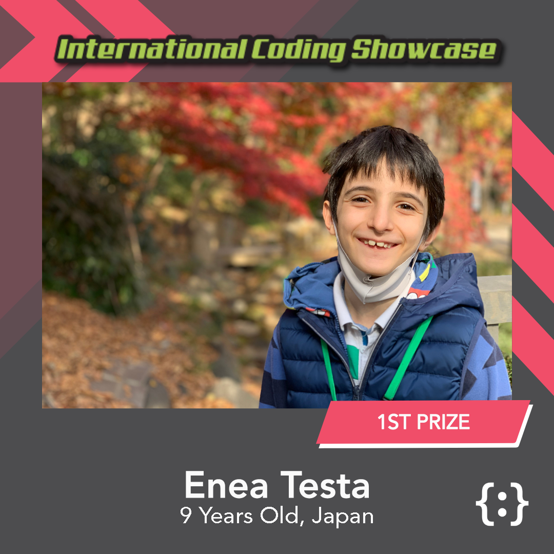 Image of Enea Testa ICS Scratch Ages 7-9