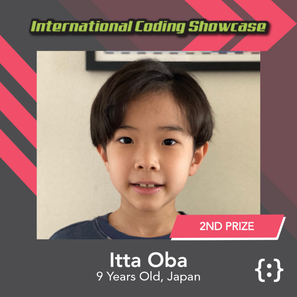 Image of Itta Oba ICS Scratch Ages 7-9