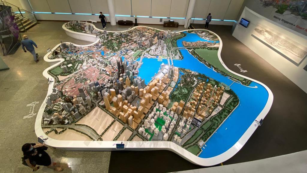 "Our founder got to view the Smart Nation CityScape exhibition, and one of its main interactive exhibits ""Empowering Communities"", which uses augmented reality to showcase how tech initiatives help the lives of Singaporeans"