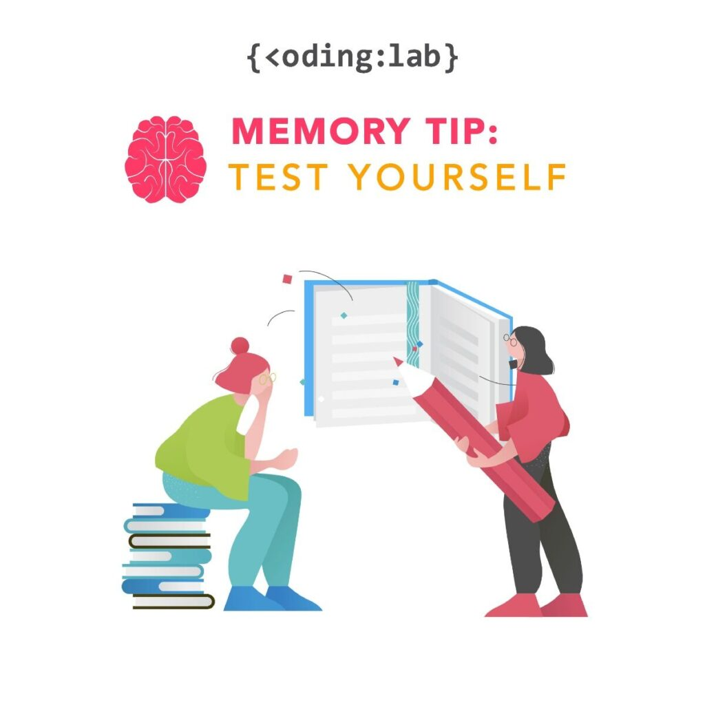 Resized Memory Tips - Test Yourself