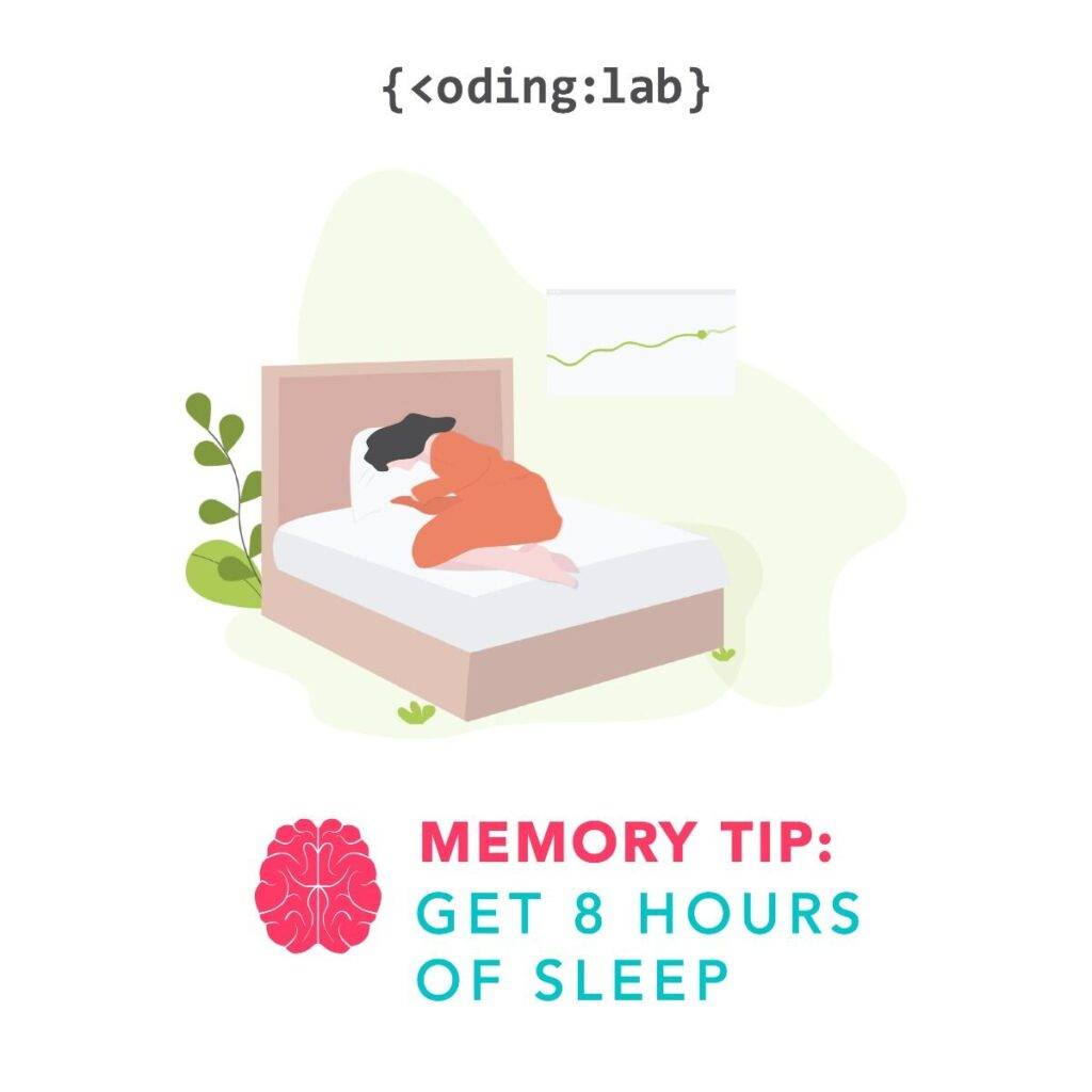 Resized Memory Tips - Sleep